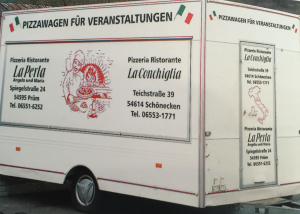 Pizzawagen